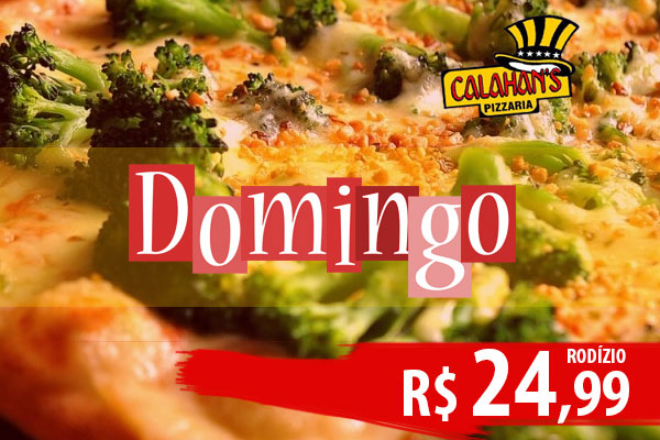 Domingão da Pizza